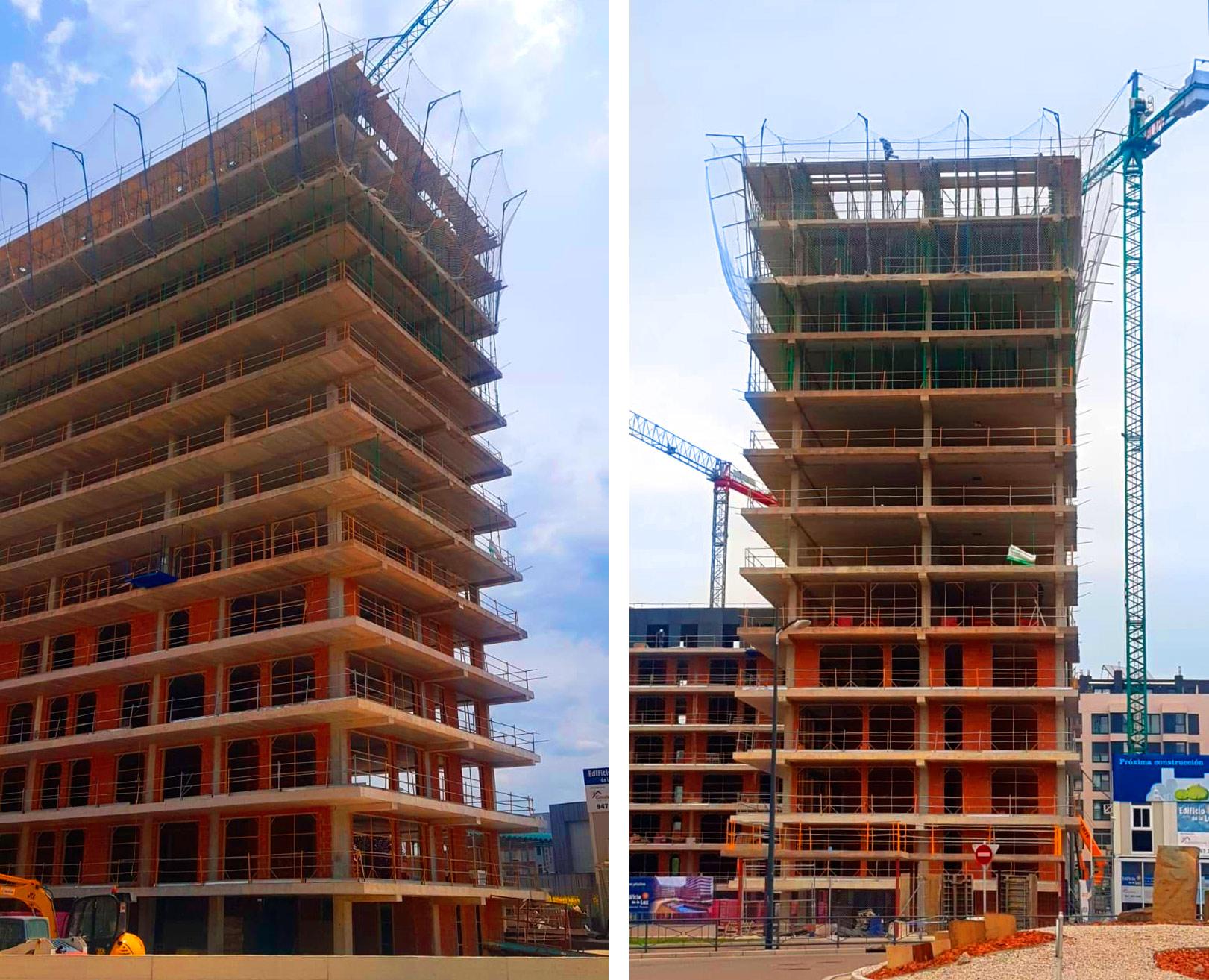 Estructura edificio